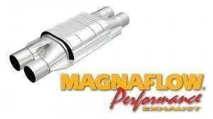 Magnaflow and spare performance catalyzers