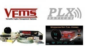 PLX and Vems gauges on weekly