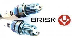 NGK and Brisk performance spare plugs