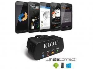 PLX Kiwi3 OBD2 bluetooth adapter