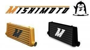 Mishimoto intercooler will cool for sure!