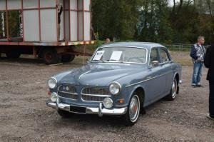Volvo Amazon 60-years