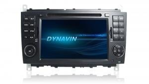 Dynavin Multimediaplayer for Mercedes-Benz CLK W209