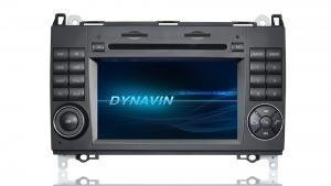 Dynavin Multimediaplayer for Mercedes-Benz W169 & W245