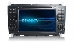 Dynavin Multimediaplayer for Mercedes-Benz C W203