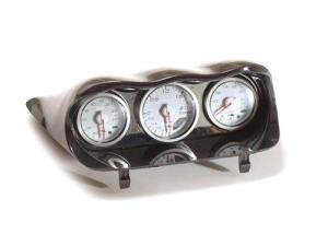 Gauge pod for 3 gauges Subaru Impreza Gda / Gdb