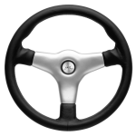 Luisi steering wheels leather