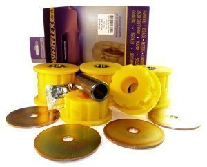 Powerflex polyurethane bushings