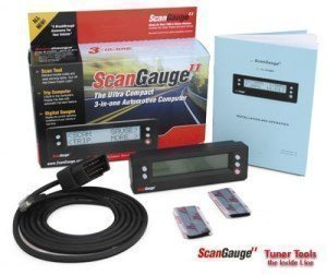 Scangauge 2 OBD2 diagnostics tool