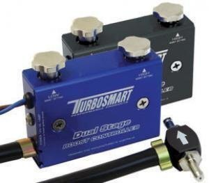 Turbosmart Dual-Stage boost-controllers