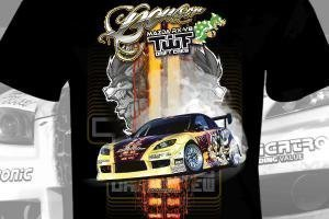 TWF drift crew T-shirts
